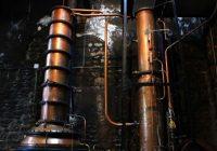 Alambic Distillerie de la Monnerie