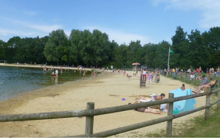 Le complexe touristique est l'un des plus importants de l'Orne