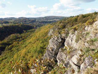Site de la Roche d'oëtre – orne – normandie | paysage