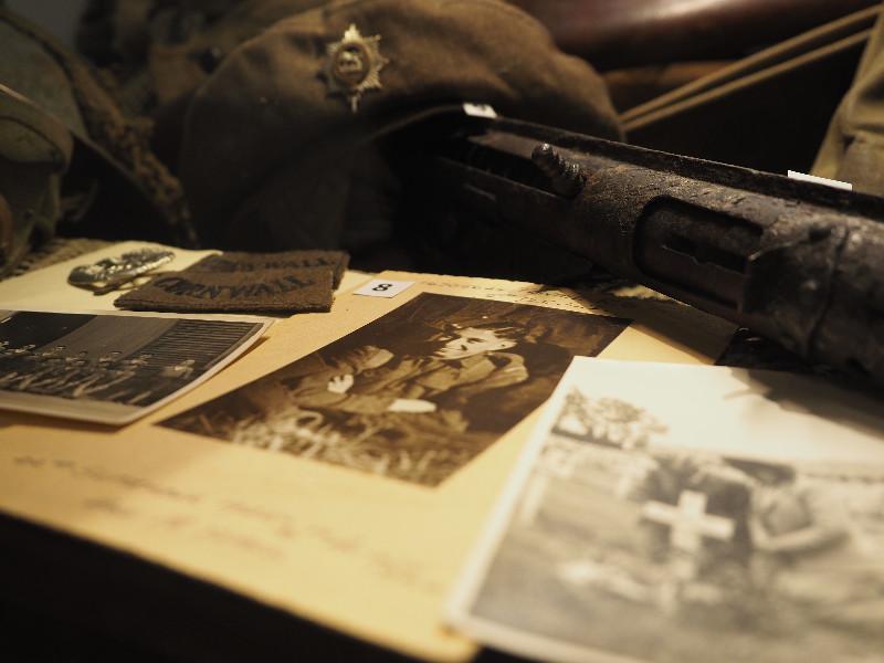 Anciennes photos musée de la libération de Berjou 39-45