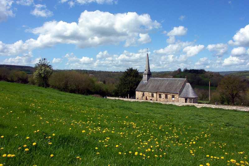 Eglise de la Plisse à Saint-Philbert-sur-Orne