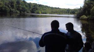 Pêche à Le Grais