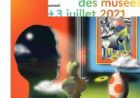 Affiche nuit europeenne des musees
