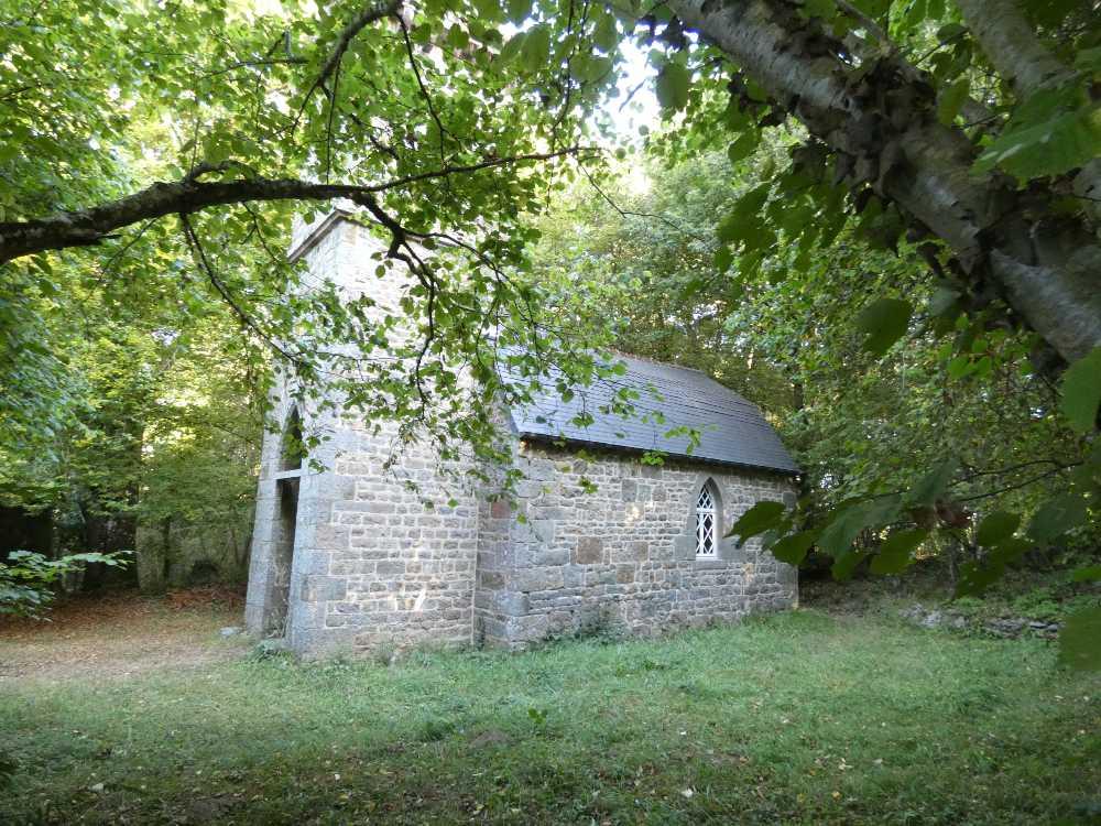 Chapelle du Blanc Rocher à Bréel