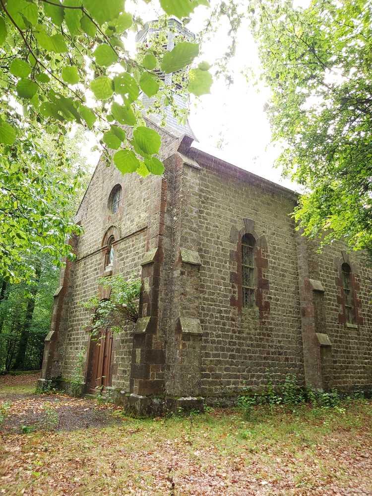 La chapelle des Friches