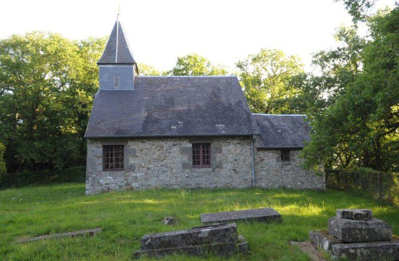 Chapelle des Roches au Châtellier